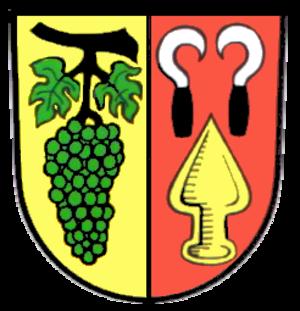 Auggen - Image: Wappen Auggen