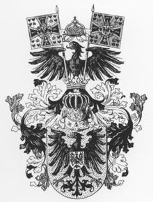file wappen deutsches reich wappen des kaisers mit wikipedia. Black Bedroom Furniture Sets. Home Design Ideas