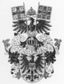Wappen Deutsches Reich - Wappen des Kaisers mit Helmkleinod.png