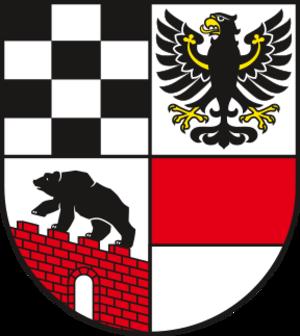 Aschersleben-Staßfurt - Coat of arms