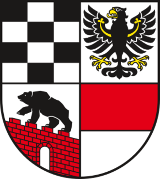 Aschersleben-Staßfurt - Coat of arms