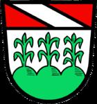 Das Wappen von Wörth a.d.Donau
