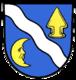 Coat of arms of Waldbronn
