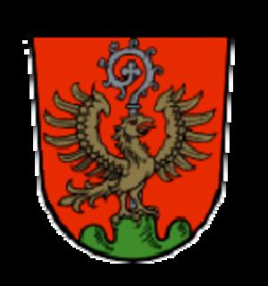 Arberg - Image: Wappen von Arberg
