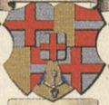 Wappentafel Bischöfe Konstanz 70 Franz Conrad von Rodt.jpg