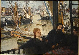 Wapping - Wapping by James McNeill Whistler