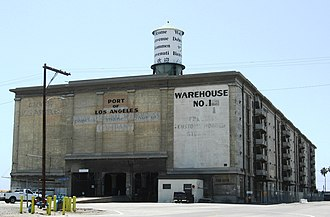 Municipal Warehouse No. 1 - Municipal Warehouse No. 1 in 2008