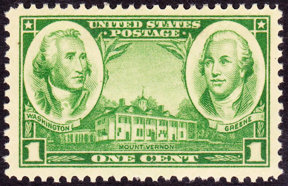 Washington Green2 Army Issue 1937-1c