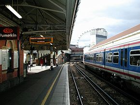 Waterloo East  National Rail