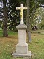 Wayside Cross in Malé Hřibojedy.JPG