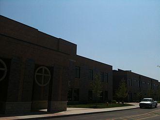 Westminster Christian Academy (Missouri) - Image: Wcaoutside