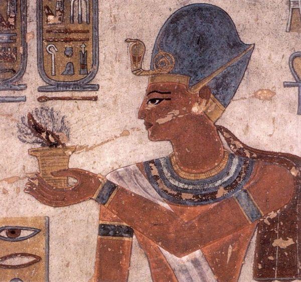 """Ramzes III został zamordowany, najpewniej w wyniku """"spisku haremowego"""". Fot. Wikimedia Commons."""