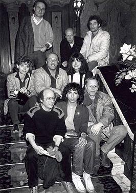 Zuiderhoek (middelste rij rechts), Werkteater 1982