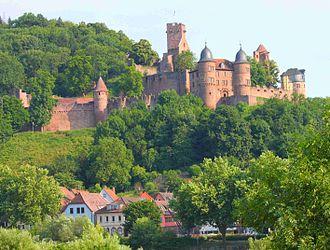 Wertheim am Main - Wertheim Castle