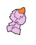 West Garo Hills Subdivisions Tikrikilla