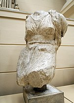 West P. of the Parthenon 06. Amphitrite - casting in Pushkin museum 01 by shakko.jpg