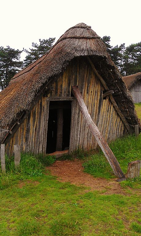 File west stow sunken wikimedia commons - Saxon style houses in transylvania ...
