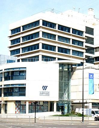 Weston College - Knightstone Campus