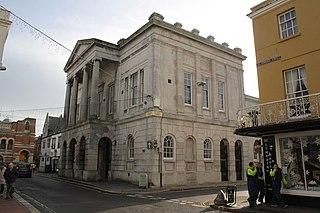 Weymouth Guildhall