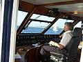 Wheelhouse of a ship - 20070624.jpg