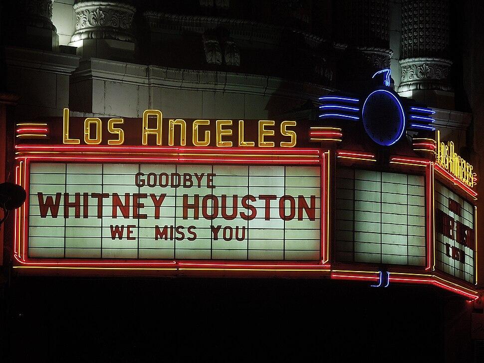 Whitney Houston We Miss You