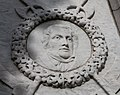 Wicklow Billy Byrne Monument Plinth South Face Relief of William Michael Byrne 2016 09 16.jpg
