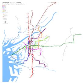Osaka Metro Wikipedia