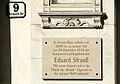 Wien1 Reichsratsstraße 9 Eduard Strauss.jpg