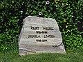 Wiener Zentralfriedhof - Gruppe 40 - Grab von Kurt Meisel und Ursula Lingen.jpg