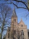 foto van Eenbeukige kruiskerk