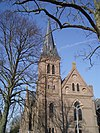 "Eenbeukige kruiskerk ""OLV Onbevl.Ontv"""