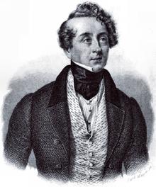 Wilhelm Friedrich Graf von Redern um 1845 (Quelle: Wikimedia)