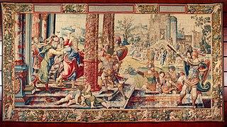 L'Arrestation de saint Paul