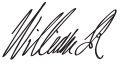 WilliamIII Sig.svg