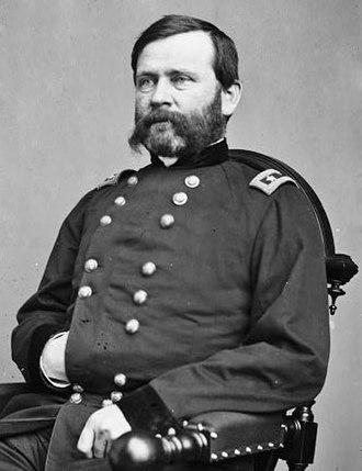 William B. Franklin - Major General William B. Franklin