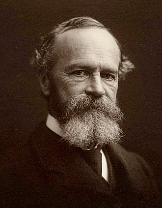 William James - James in the 1890s