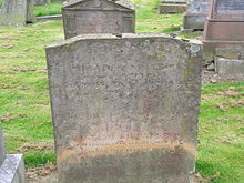 William Kilpatrick's Headstone.JPG