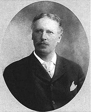 William S. Rainsford - Rainsford in 1898