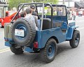 Willys Jeep in the Cruise on Colby (19441736991).jpg
