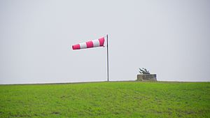 Windsock of CCK Air Force Base 20111112.jpg
