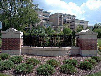 Winfield, Illinois - Town Center