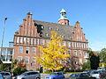 Wittenau Eichborndamm Rathaus.JPG