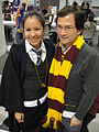 Wizard World Anaheim 2011 - Hogwarts students (5675033062).jpg