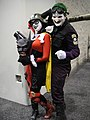 WonderCon 2012 - Harley Quinn and the Joker break out the big guns (6873502390).jpg