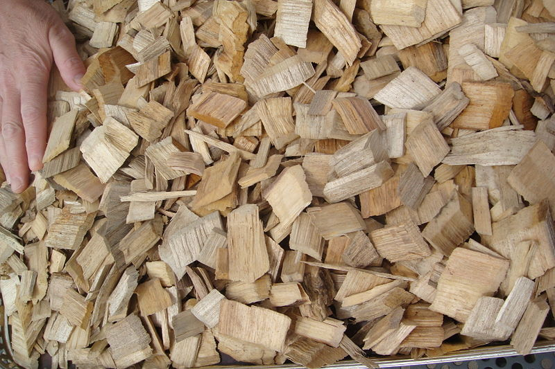 Woodchip. Photo: Lignum Group
