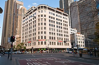 Woolworths Group (Australia) - Woolworths flagship store in the Sydney CBD