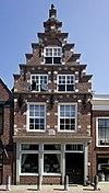 woonhuis met 17e eeuwse gevel