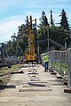 Work continues at Sacramento's H Street Bridge (15942236103).jpg