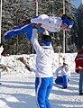 World Junior Championship 2010 Hinterzarten - Simona Senoner 6.jpg