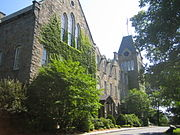 Boynton Hall at Worcester Polytechnic Institute